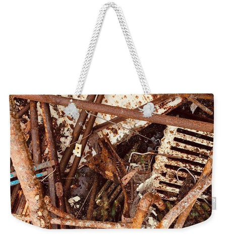 Rusty Radiators - Weekender Tote Bag