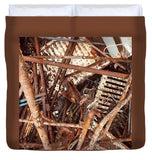 Rusty Radiators - Duvet Cover