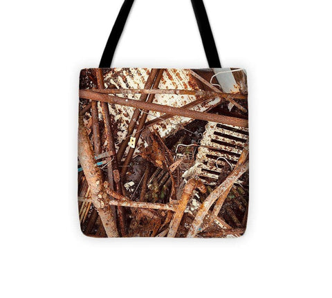 Rusty Radiators - Tote Bag