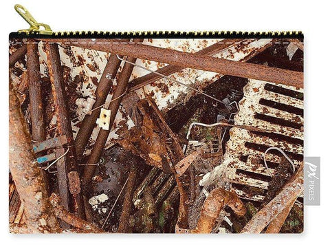 Rusty Radiators - Carry-All Pouch