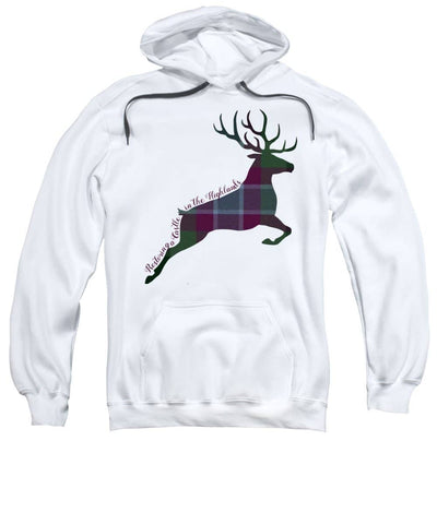 Stag Leaping - Sweatshirt - Scottish Laird