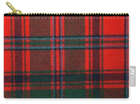 Stewart Of Appin Modern Tartan Swatch - Carry-All Pouch