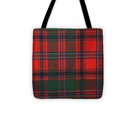 Stewart Of Appin Modern Tartan Swatch - Tote Bag