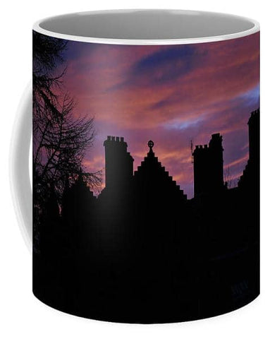 Sunset at the Castle - Mug