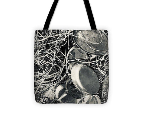 Tangled Trays - Tote Bag