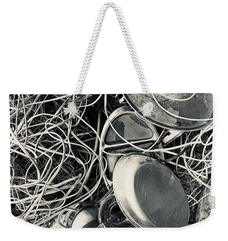 Tangled Trays - Weekender Tote Bag