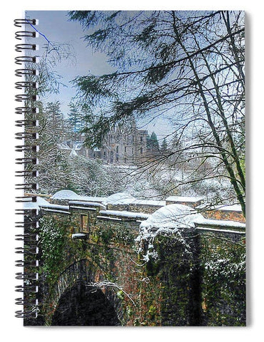 The Bridge and the Castle - Spiral Notebook