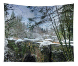 The Bridge and the Castle - Tapestry