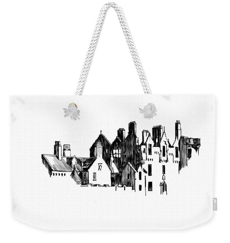 The Partial Castle - Weekender Tote Bag