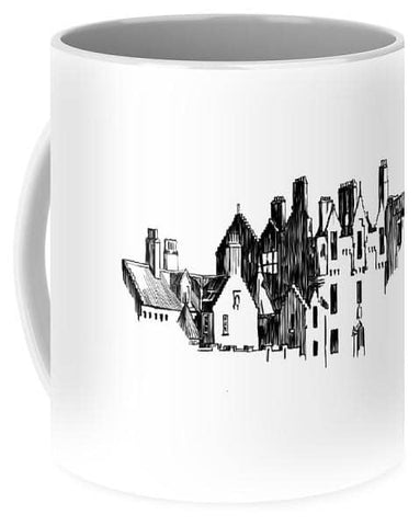 The Partial Castle - Mug