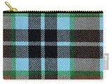 Thompson Hunting Ancient Tartan Swatch - Carry-All Pouch