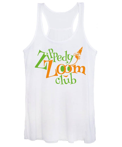 ZippedyZoom.club - Women's Tank Top