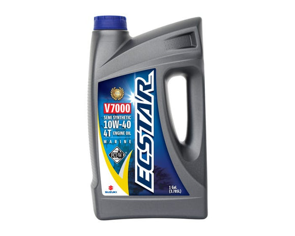 SUZUKI 10W40 SYNTHETIC BLEND - 946 ML