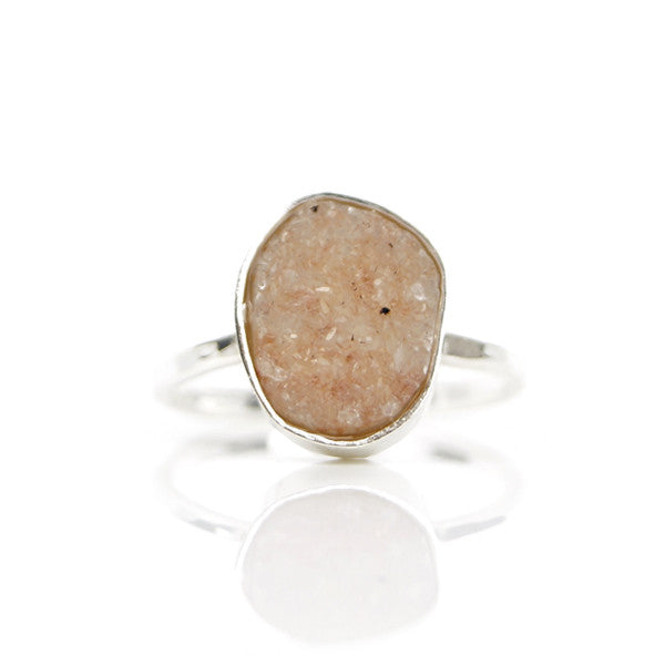 druzy ring - ish jewels