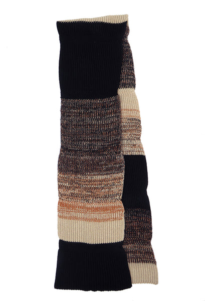 Eleven Everything Chunky knit merino wool women's scarf