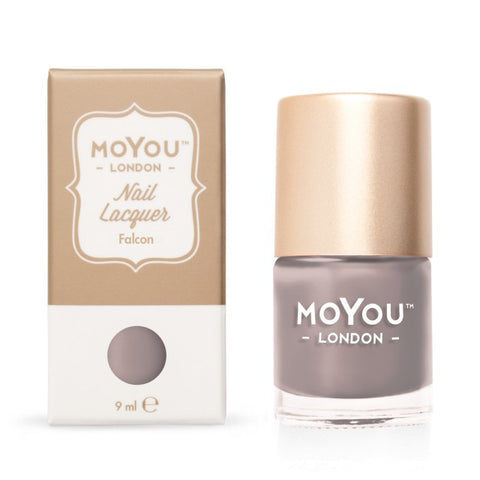 MoYou London Nail Lacquer: Falcon 9ml - CHILL CABINET