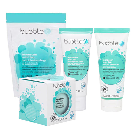 Bubble T Mint Bundle - CHILL CABINET