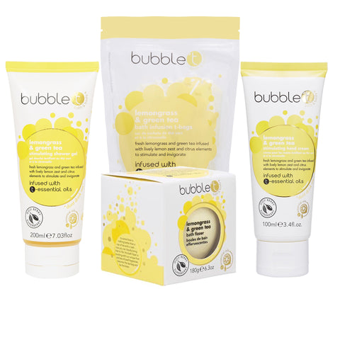 Bubble T Lemon Bundle - CHILL CABINET