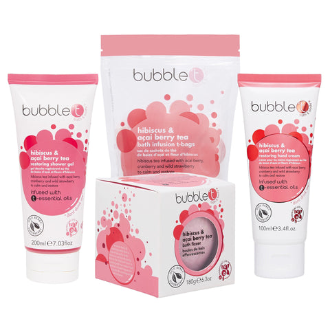 Bubble T Berry Bundle - CHILL CABINET