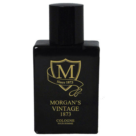 Morgan's Vintage 1873 Cologne Vintage Styling Vintage cologne Morgans Pomade mens grooming Men's aftershave Fathers Day Gift