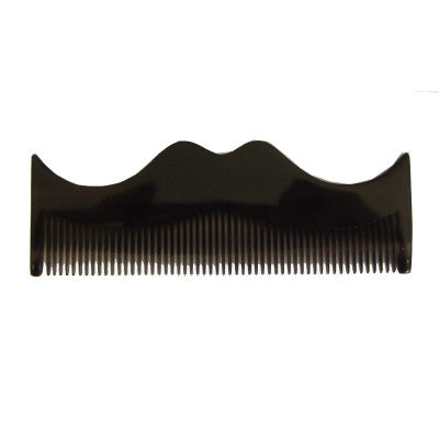 Moustache Comb - Grey - CHILL CABINET