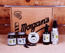 Moustache and Beard Grooming Gift Box - CHILL CABINET