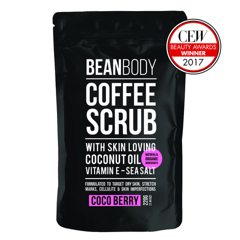 Coco Berry Coffee Scrub - CHILL CABINET