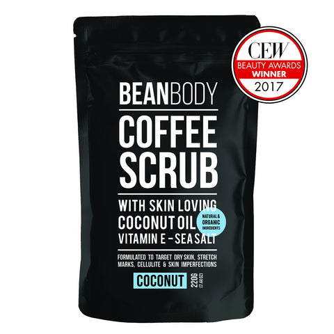 Coconut Coffee Scrub - CHILL CABINET
