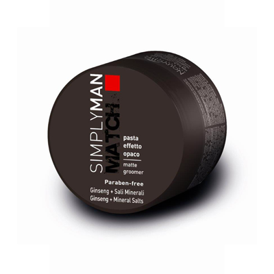 Simply Man Matte Groomer 100ml Mens Styling Gel Mens Hair Paste Matte Styling Paste Best Hair Styling Paste