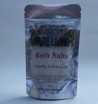 Bath Salts - one time use pack