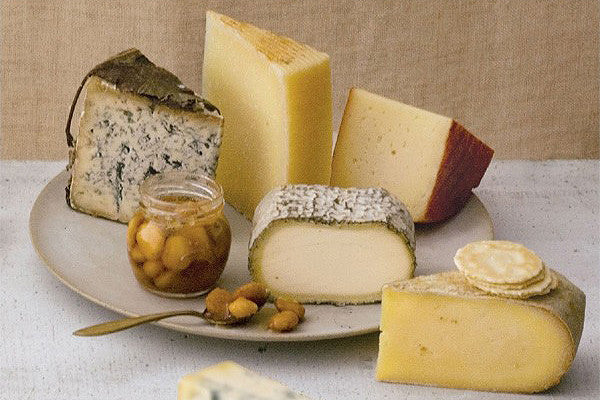Spanish Cheese Collection, 5 Cheeses