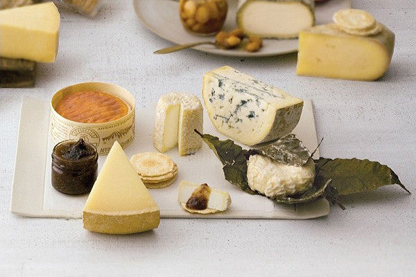 French Cheese Collection, 5 Cheeses