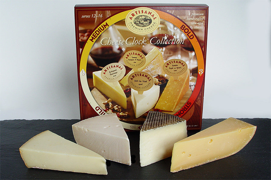 Artisanal CheeseClock® (All-in-One)