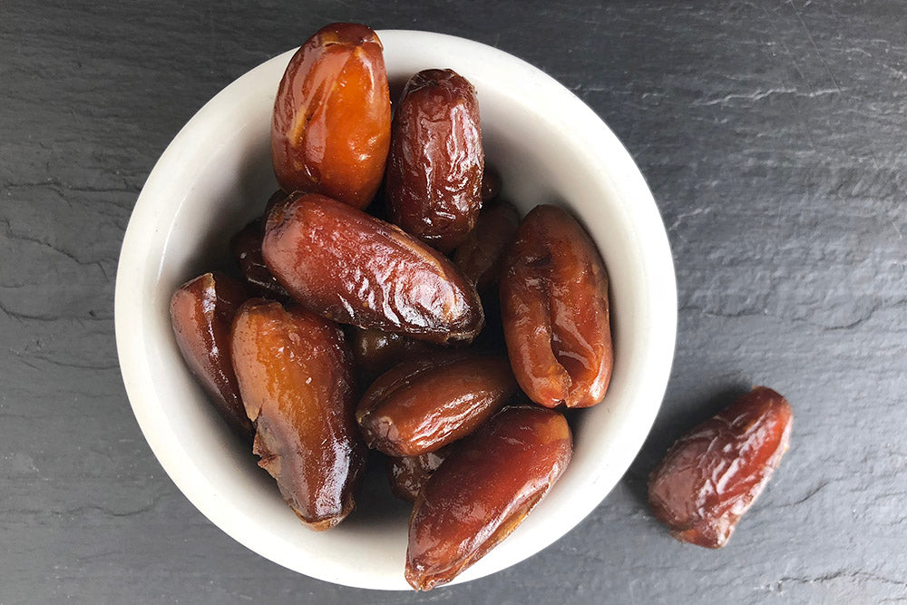 Dried Dates, 4oz Satchel