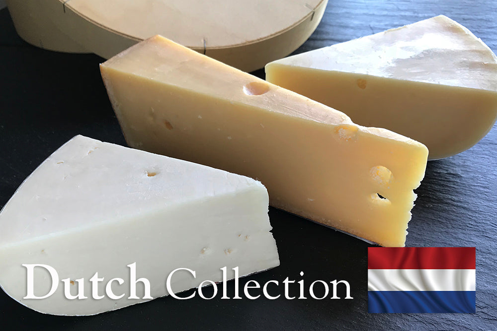 Dutch Cheese Collection, 3 Cheeses