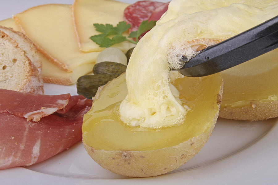 Raclette, French