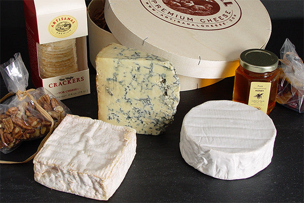 Stilton, Camembert, & Pont l'Evêque Collection