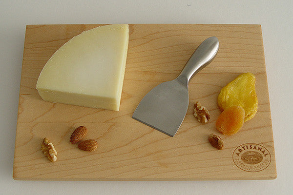 Artisanal Premium Cheese Wooden Cheese Board, Large