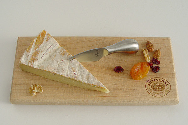 Artisanal Premium Cheese Wooden Cheese Board, Small