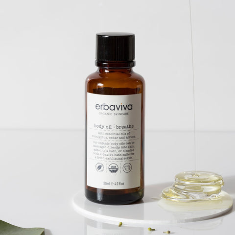 Erbaviva Breath Body Oil