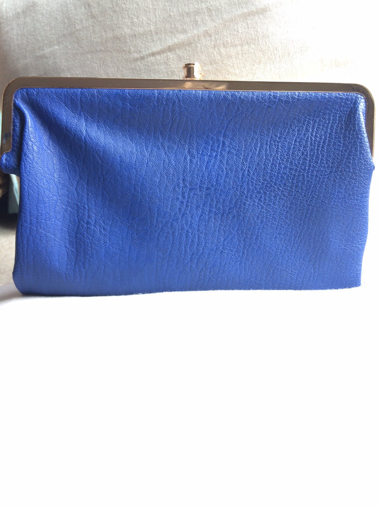 Wallet / Clutch (Royal Blue)