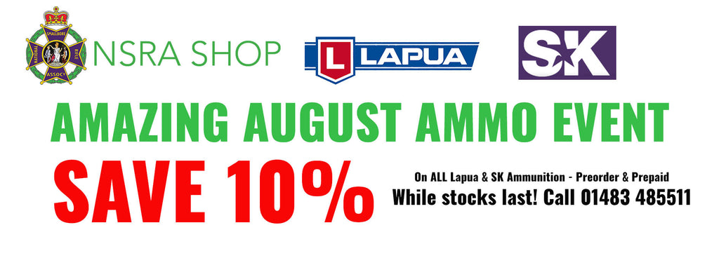 Amazing August Ammo Event