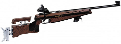 Anschutz 1907 Walnut Stock Target Rifle