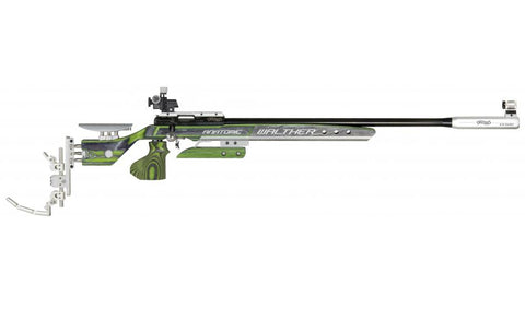 Walther KK500 Anatomic (Green Pepper Stock) .22 Target Rifle