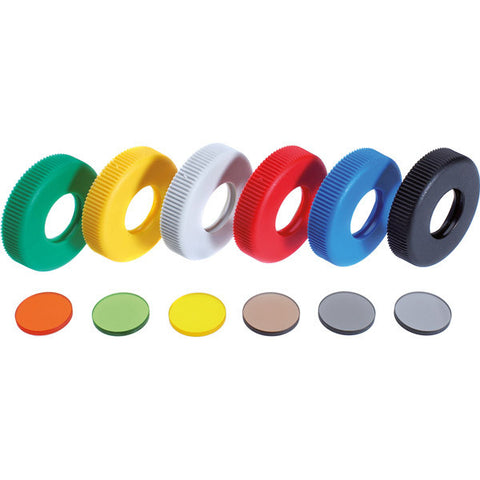 Gehmann 508 Colour Ring and Filter Set