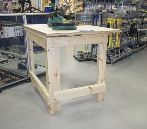 Top Quality NSRA Bench Rest Table