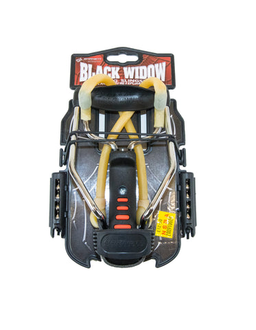 Barnett Black Widow Folding Slingshot