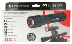 Led Lenser P7 Gun Set