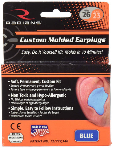 Custom Molded Earplugs