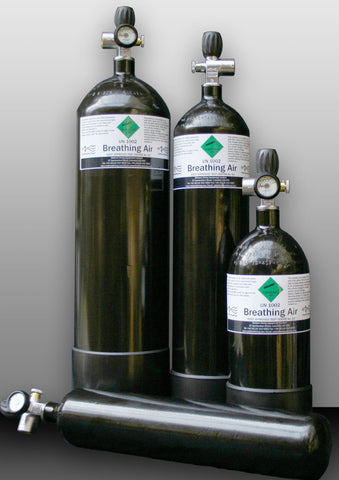 Midland Diving Air Cylinders